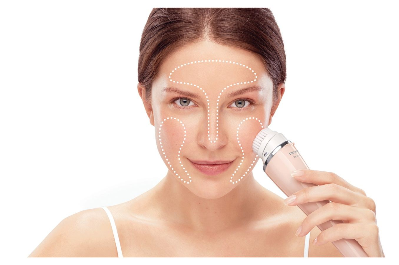 utilisation brosse nettoyante visage