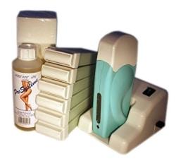 Chauffe-cire Epilwax Kit Complet Aloe Vera