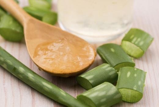 Choisir une formule à l'Aloe Véra