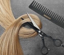 Les ciseaux de coiffure Madame Paris