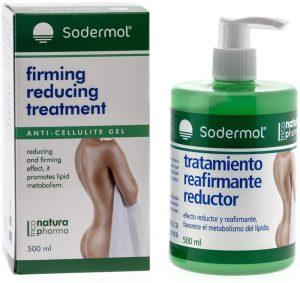 creme anti cellulite SODERMOL