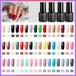vernis a ongles semi permanent rosalind 48 couleurs