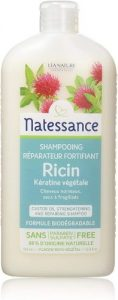 Shampoing natessance au ricin