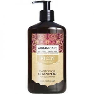 shampooing arganicare ricin